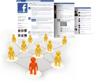 Social Media pages or Facebook sites by Appeal interactive